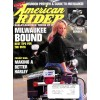 Cover Print of American Rider, July 1998