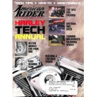 Cover Print of American Rider, July 2000