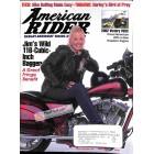 Cover Print of American Rider, June 2002