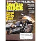 Cover Print of American Rider, June 2003