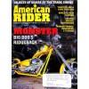 Cover Print of American Rider, June 2004