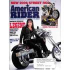 Cover Print of American Rider, June 2005