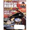 Cover Print of American Rider, June 2008
