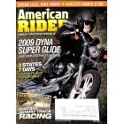 Cover Print of American Rider, June 2009