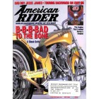 Cover Print of American Rider, May 2002