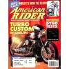 Cover Print of American Rider, October 1996