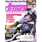 Cover Print of American Rider, October 1997