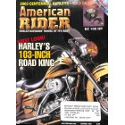 Cover Print of American Rider, October 2002