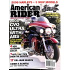Cover Print of American Rider, October 2007