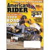 Cover Print of American Rider, October 2008