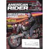 Cover Print of American Rider, October 2009