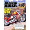 American Rider, April 2003
