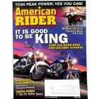 American Rider, April 2009