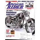 American Rider, August 2001