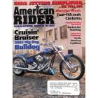 American Rider, August 2003