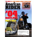 American Rider, December 2003