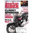 American Rider, December 2004