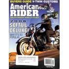 American Rider, February 2008