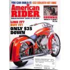 American Rider, October 2003