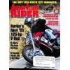 American Rider, October 2004