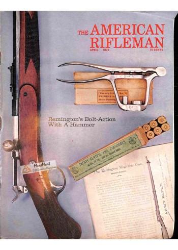 American Rifleman, April 1972