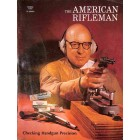 Cover Print of American Rifleman, March 1972