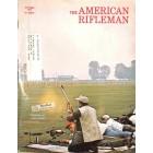 Cover Print of American Rifleman, October 1973