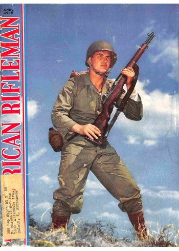 American Rifleman, April 1948