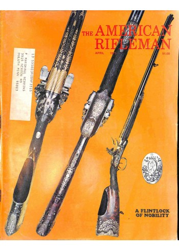 American Rifleman, April 1975