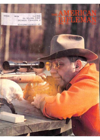 American Rifleman, April 1977