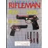 Cover Print of American Rifleman, April 1988