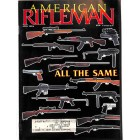 American Rifleman, April 1989