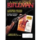 American Rifleman, April 1990