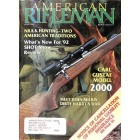 American Rifleman, April 1992