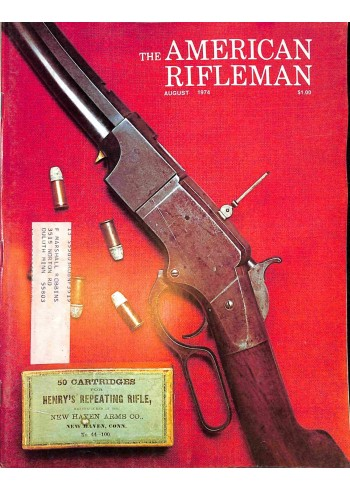 American Rifleman, August 1974