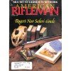 Cover Print of American Rifleman, August 1990