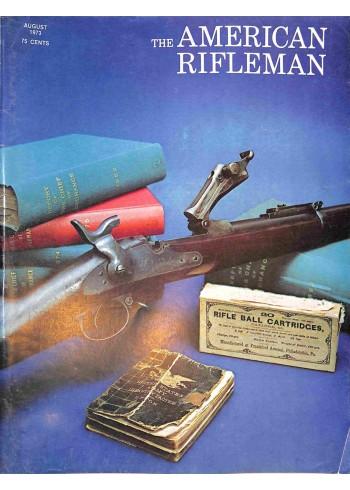 American Rifleman, August 1993