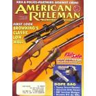 American Rifleman, August 1995