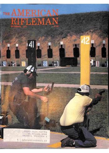 American Rifleman, December 1977
