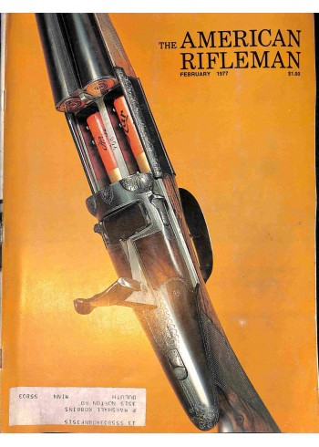 American Rifleman, February 1977