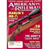 Cover Print of American Rifleman, February 1996