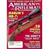 Cover Print of American Rifleman, February 1996