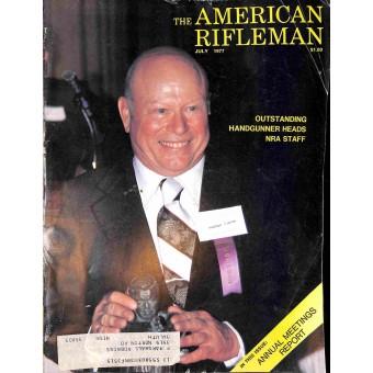 American Rifleman, July 1977