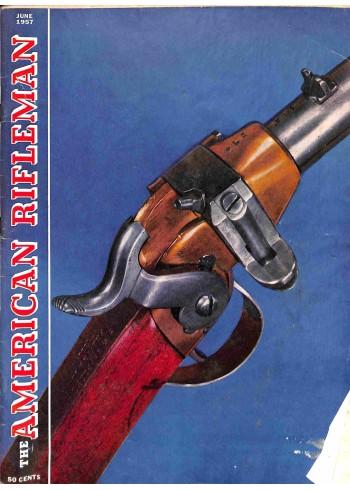 Cover Print of American Rifleman, June 1957