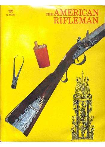 American Rifleman, June 1973