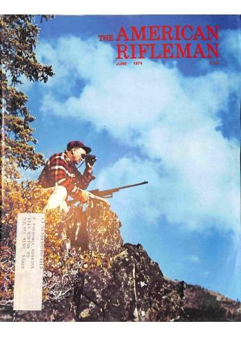 American Rifleman, June 1974