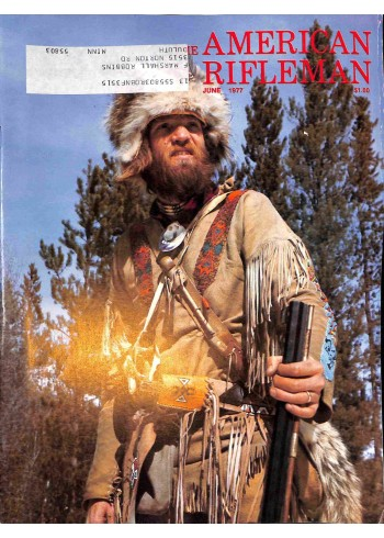 American Rifleman, June 1977