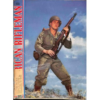 American Rifleman Magazine, April 1948