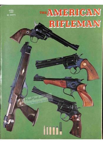 Cover Print of American Rifleman, April 1969