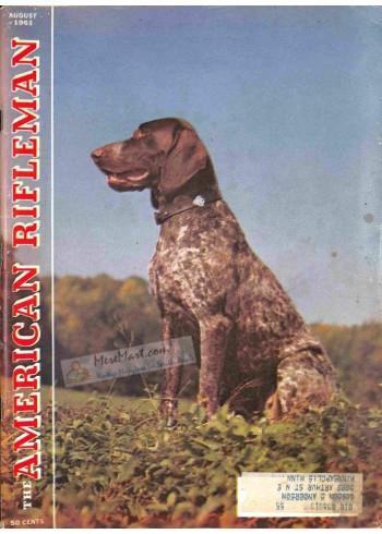 American Rifleman, August 1961